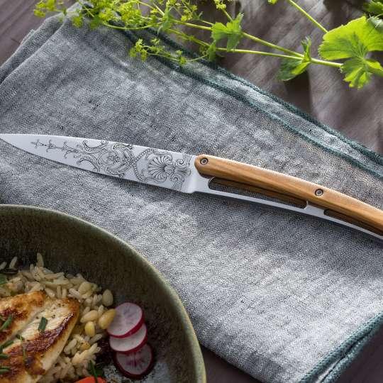 Deejo - Tafelmesser - Messer - Küchenwerkzeug