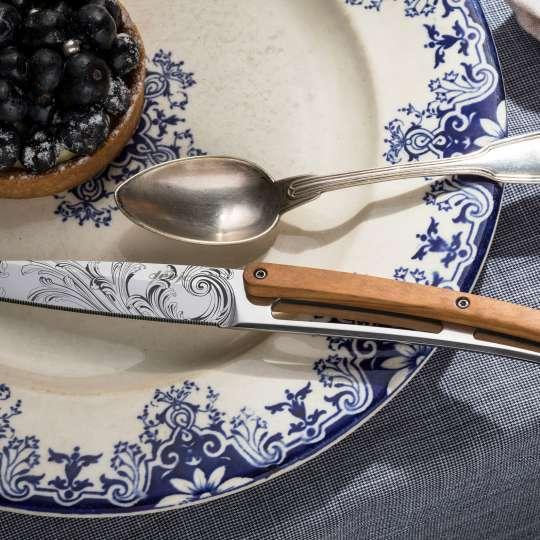 Deejo - Tafelmesser - Messer - Porzellan
