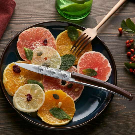Deejo - Tafelmesser - Messer - Zitrusscheiben