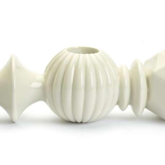 Dottir Design Kerzenständer Four Elements weiß