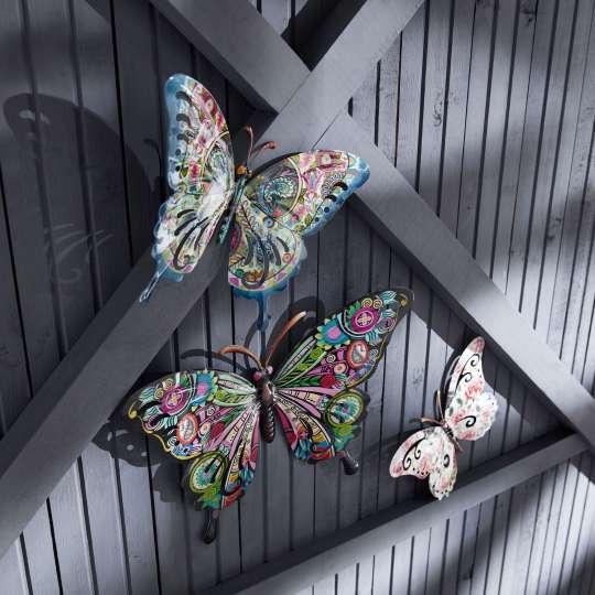 Formano Schmetterlinge für die Gartendekoration