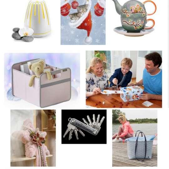 Produktauswahl: Geschenke und mehr