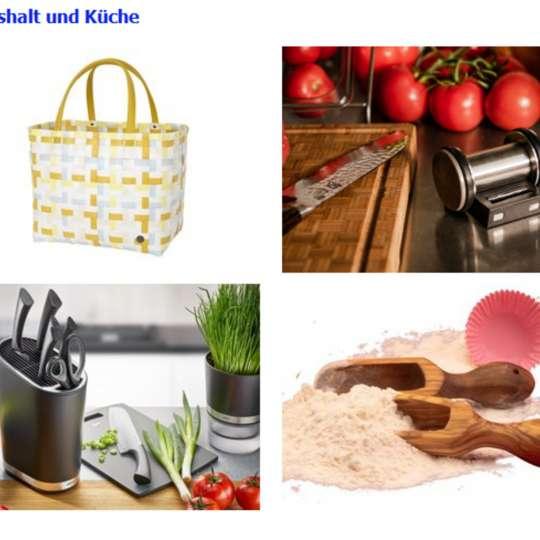 Schnellinfo Januar 2021 - Haushalt Küche