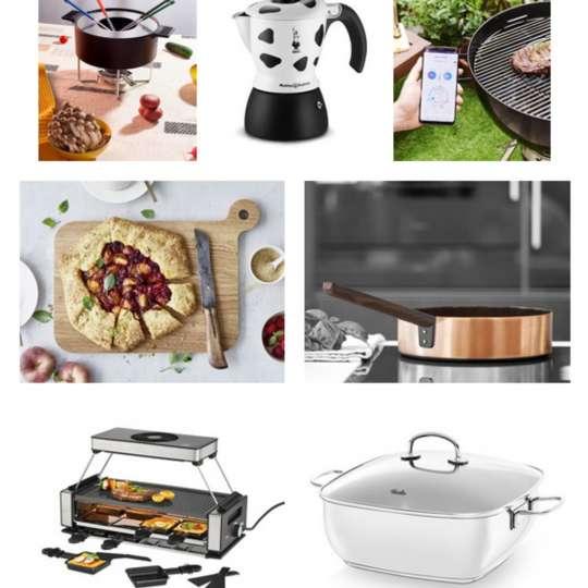 Produktauswahl: Kochen & Genießen