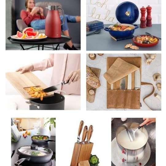 Schnellinfo - Produktneuheiten-Kochen und genießen