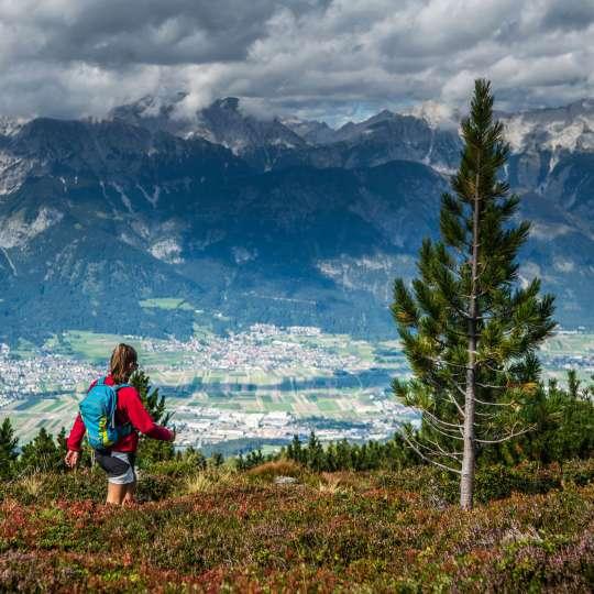 TIROLER BERGSOMMER ZUM GENIESSEN - ideal zum Wandern