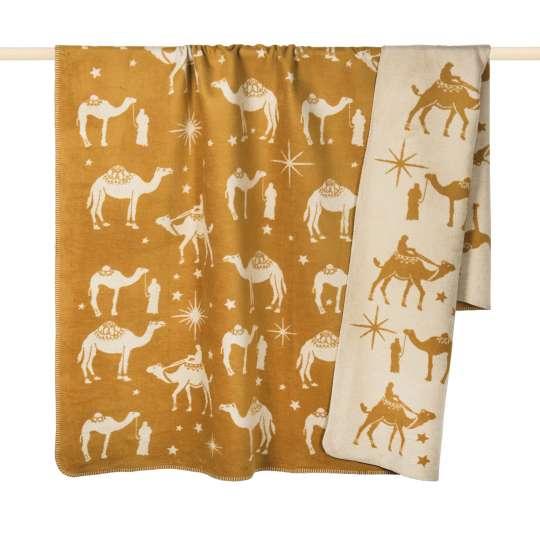 pad - Wohndecke Camel, 150x200 cm