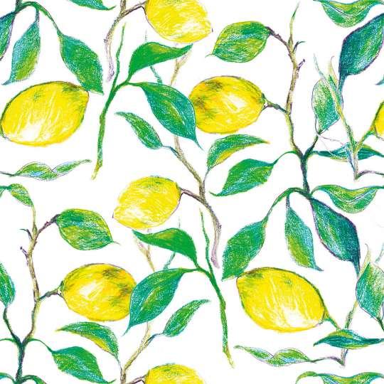 Paperproducts Design Lunchserviette Beautiful Lemons – 1333159
