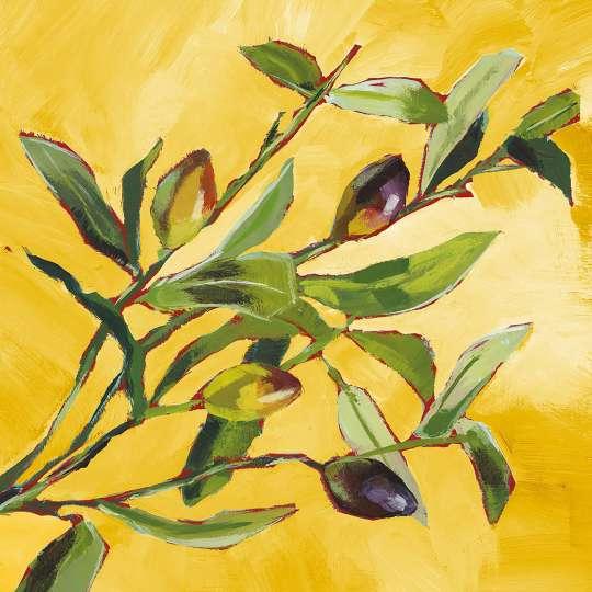 Paperproducts Design Lunchserviette Olive Musée – 1333735