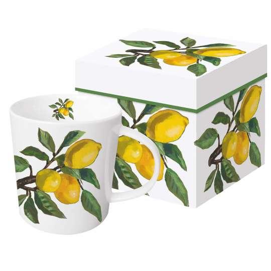 Paperproducts Design Trend Mug Lemon Musée – 604399