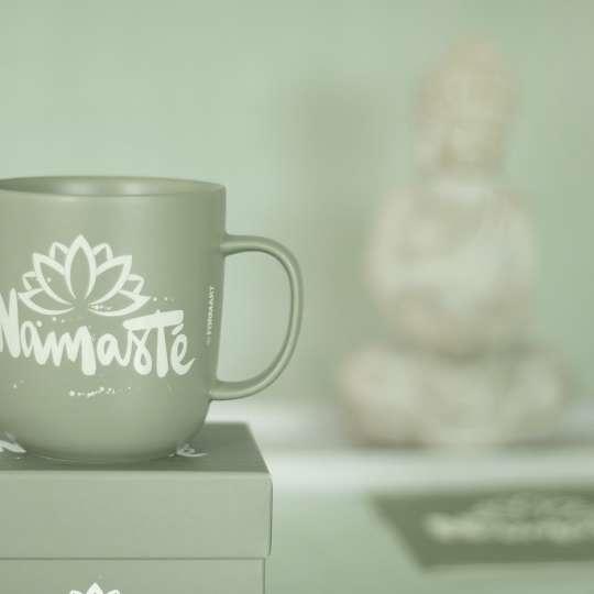 PPD - Matte Mug 0,4l Namaste - Buddha