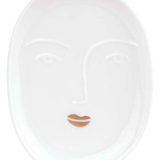 räder - Raumpoesie - Porzellanschale Gesicht