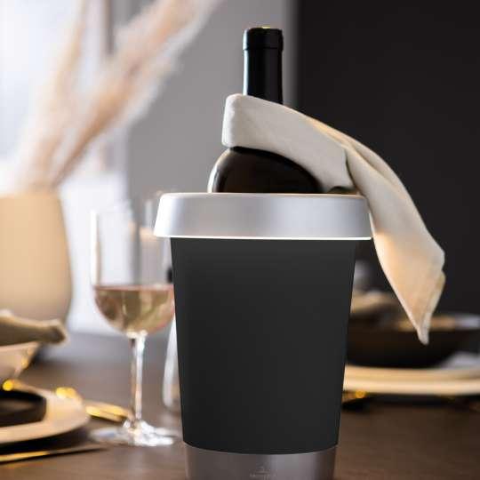 Villeroy & Boch - Beleuchteter Weinkühler mit LED
