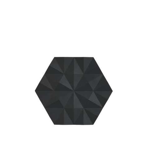 Zone Denmark Ori Facet Black Untersetzer 11800