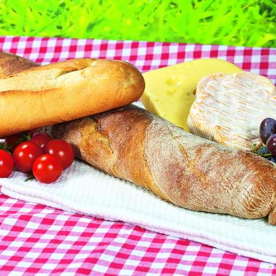 Baguette- und Brot-Backblech