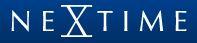 NeXtime Logo