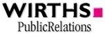 WIRTHS PR Logo