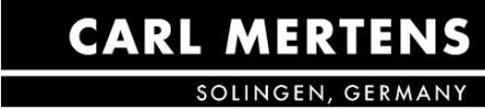 Mertens Carl Logo