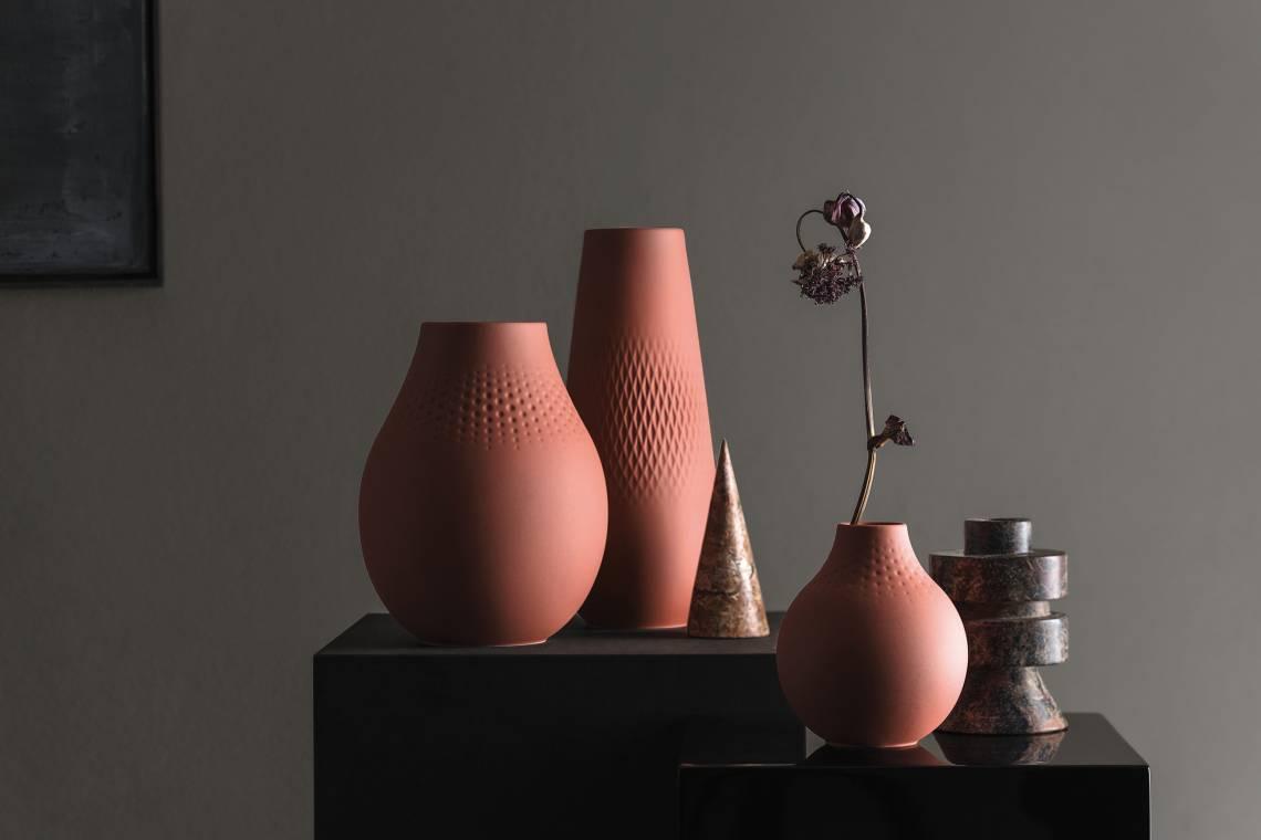 Villeroy & Boch: Manufacture Collier Vasen