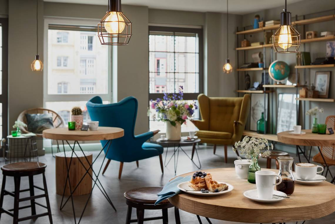 Villeroy und Boch Coffee Passion Kaffeebecher, Cappucchino-Set und Zuckerdose Milieu