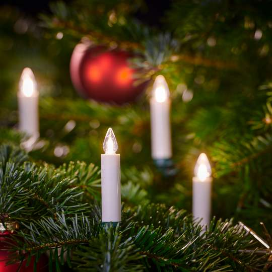 LUMIX Superlight Flame_77122_kabellose Weihnachtskerze-Mood1