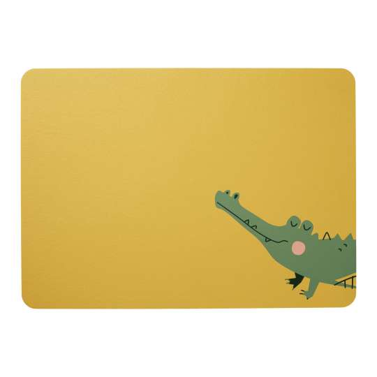 ASA Selection 78811420_tischset-croco-krokodil