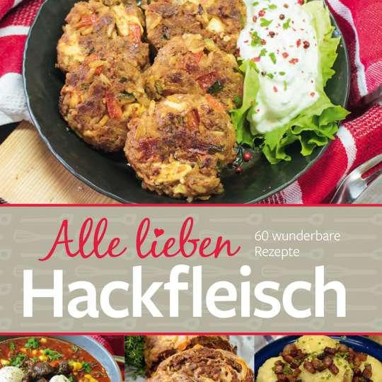 Alle lieben Hackfleisch - Cover