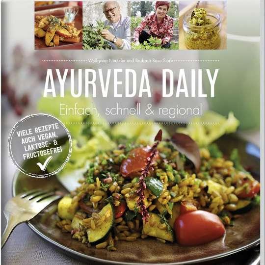 Ayurveda Daily Einfach, schnell & regional
