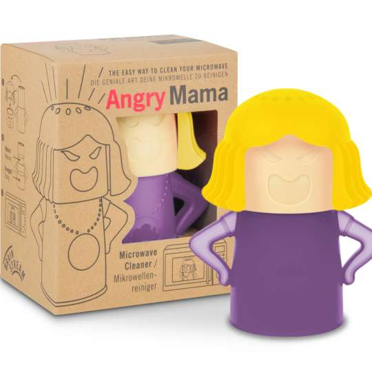 BRAINSTREAM Angry Mama violett A005155 / Packshot