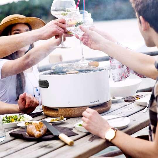 BergHOFF BBQ-Grill - tragbar