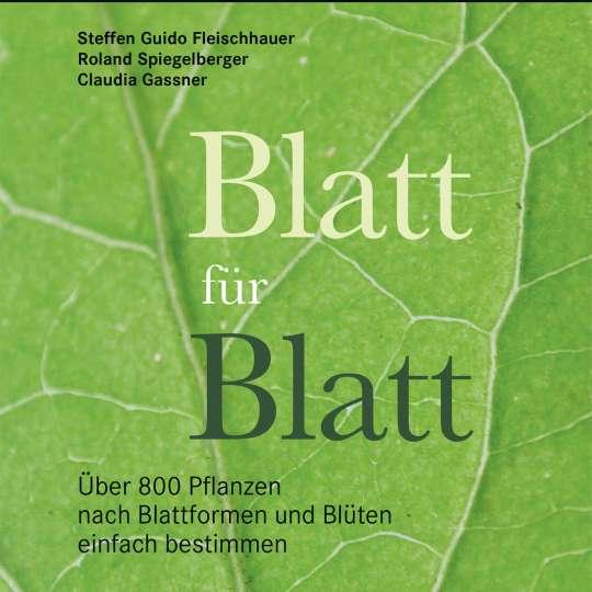 Buch-Cover Blatt für Blatt