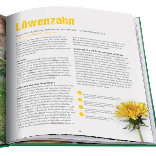 BLOOMs Wildpflanzen – Genuss pur! S102-103