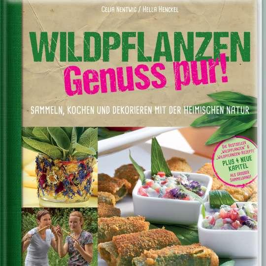 BLOOMs Wildpflanzen – Genuss pur! Cover