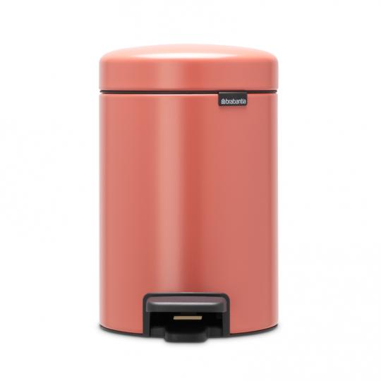 Treteimer Newclon in Terracotta Pink von Brabantia