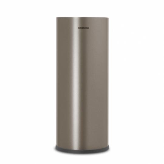 Brabantia Toilettenpapier-Aufbewahrung DYNAMISCHES DUO in Platinum