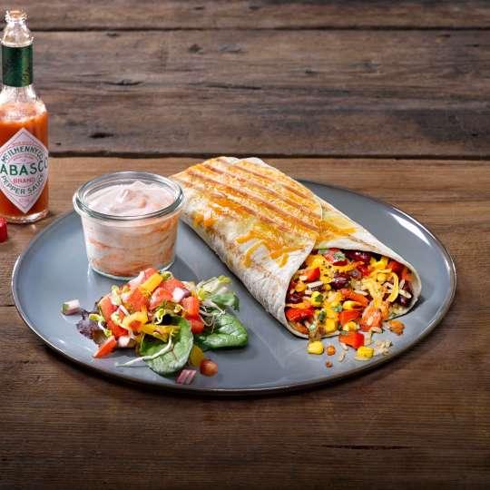 TABASCO® Mais-Burrito