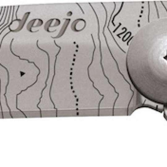 Deejo Messer Topographie 37g