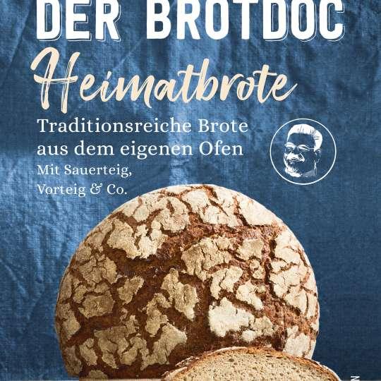 Der Brotdoc - Heimatbrote - Cover