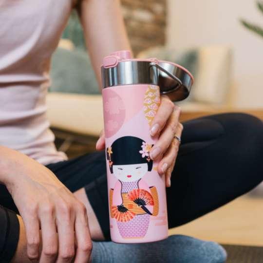 Eigenart: Breeza / Dekor 'New Little Geisha' / Mood Yoga