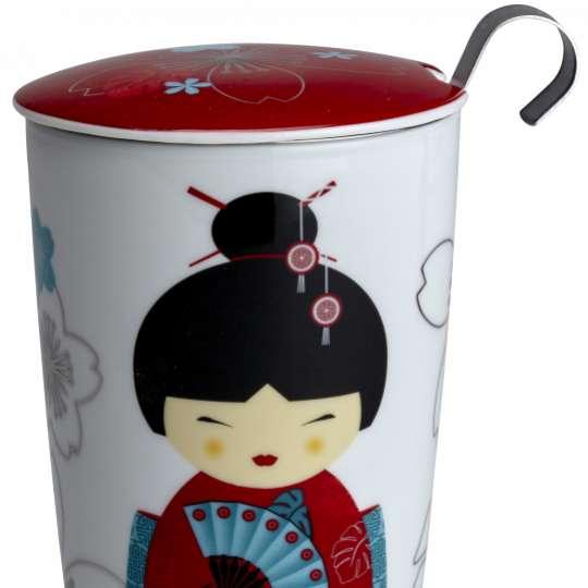 Eigenart Little Family TEAEVE Porzellanbecher Little Geisha - 80004