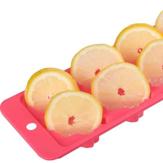 Fackelmann: Küchenhelfer rund um Zitrusfrüchte / Mood Zitronenscheiben, Eiswürfelformer Citro / 27087