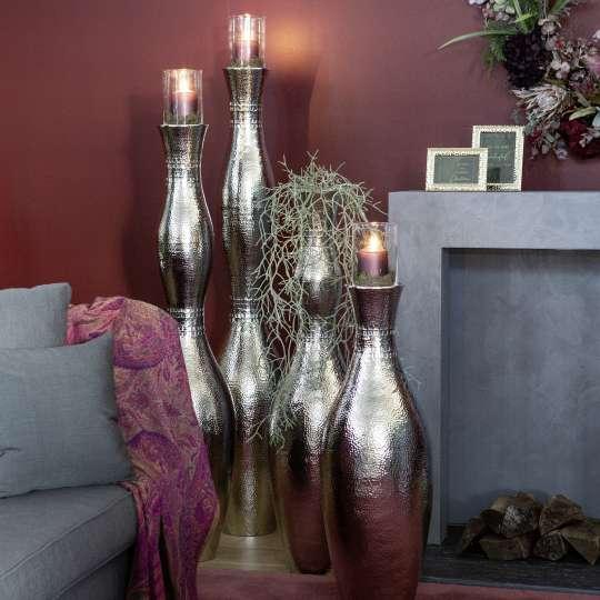 144160 CARUS Bodenleuchter oder Vase