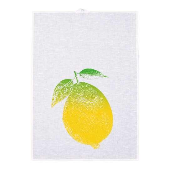 Frohstoff Geschirrtuch Zitrone 176