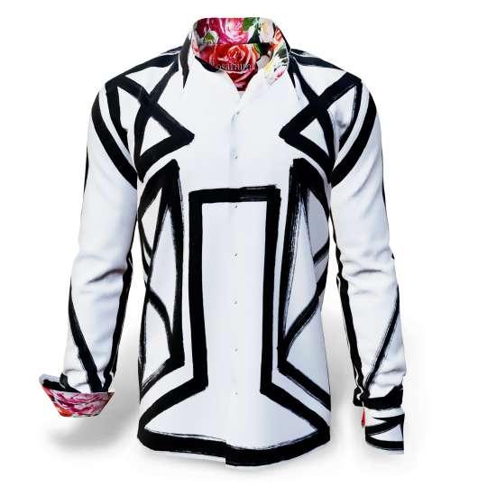Moderator Kai Ebel trägt GERMENS Hemden - Modell 'Rosarium'