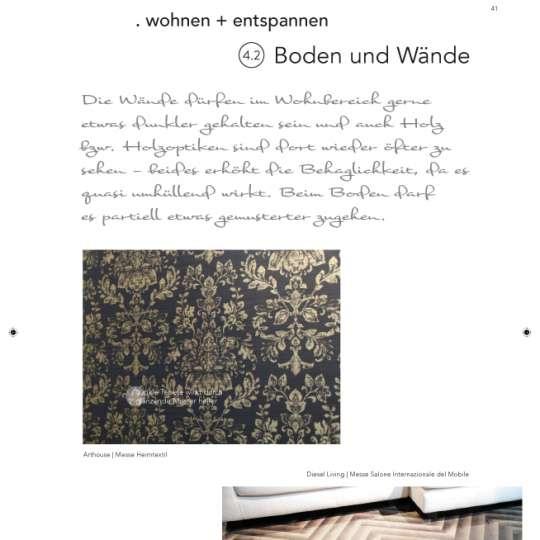 Homelookbook Boden und Wände