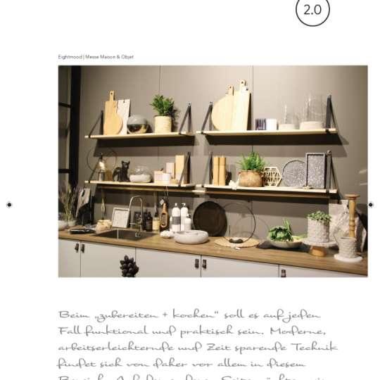 Küche und Accessoires