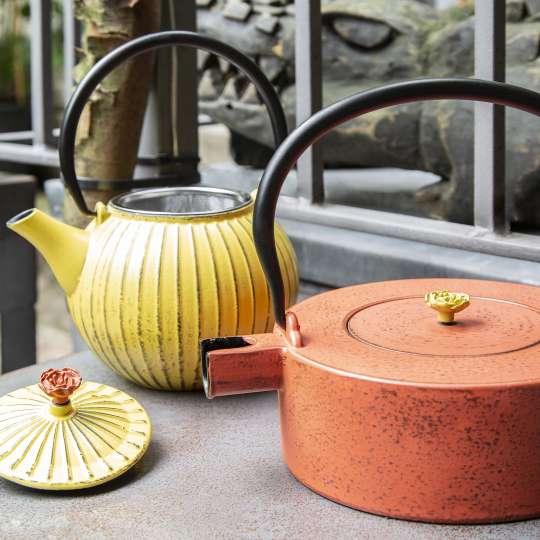 jaunendlich: Frühling / Teekannen Mood