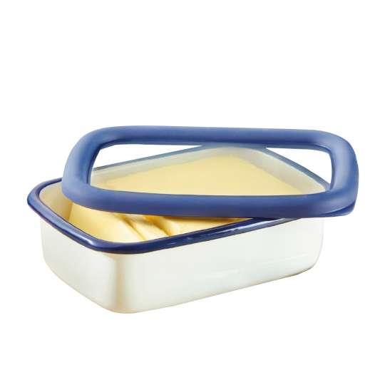 Honeyware - Frischhaltedose klein aus Emailie