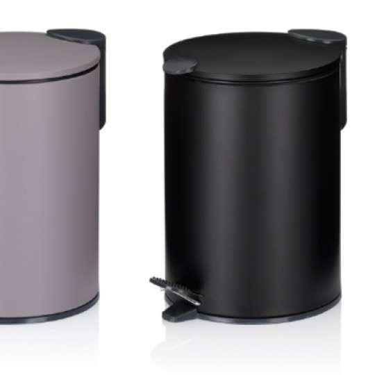 Kela - Badezimmer - Kosmetikeimer Mats in verschiedenen Farben