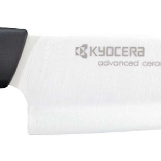 Kyocera GEN WHITE Keramik-Kochmesser